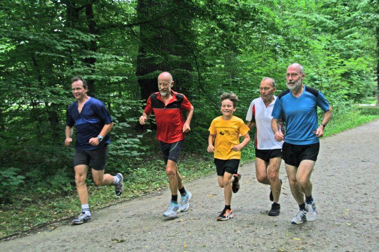 Lauftreff - Dresdner Laufsportladen, immer Mittwochs, Treff 18 Uhr, Torhäuser